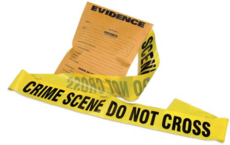 How to write a crime scene report