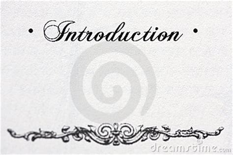 Introductions - The Writing Center